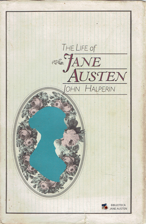 The Life of Jane Austen, jaqueta