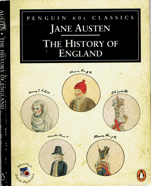 History of England, Penguin