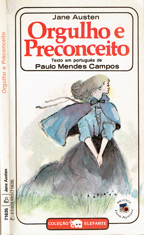 Orgulho e Preconceito, adaptação de Paulo Mendes Campos