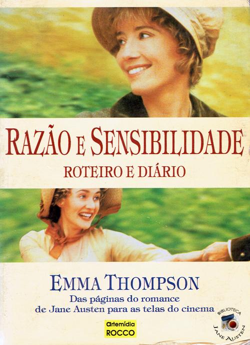 Razao e Sensibilidade, Roteiro e diário de Emma Thompson
