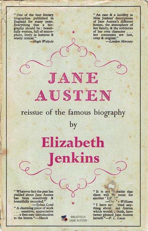 Jane Austen a Biography