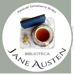 Logo Biblioteca Jane Austen Brasil