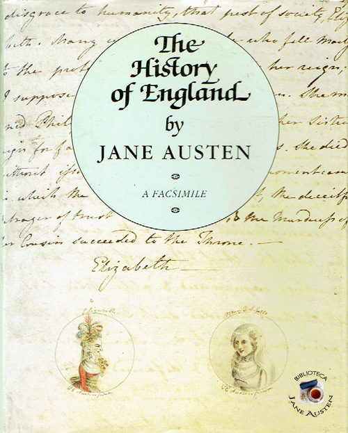 The History of England, Jaqueta