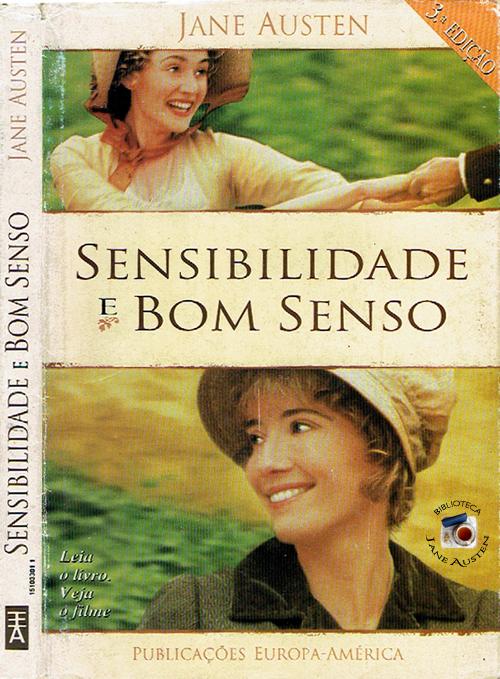 Sensibilidade e Bom Senso, Jaqueta