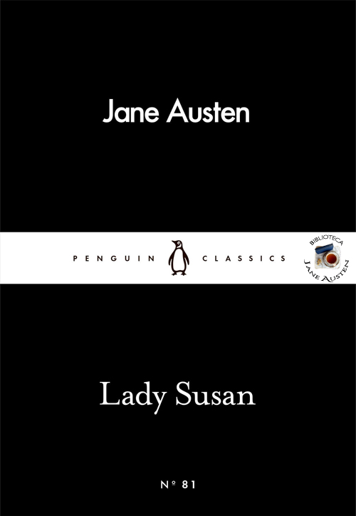 "Lady Susan, ""Little Black Classics"""