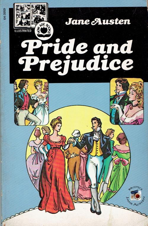Pride Prejudice HQ, Comics