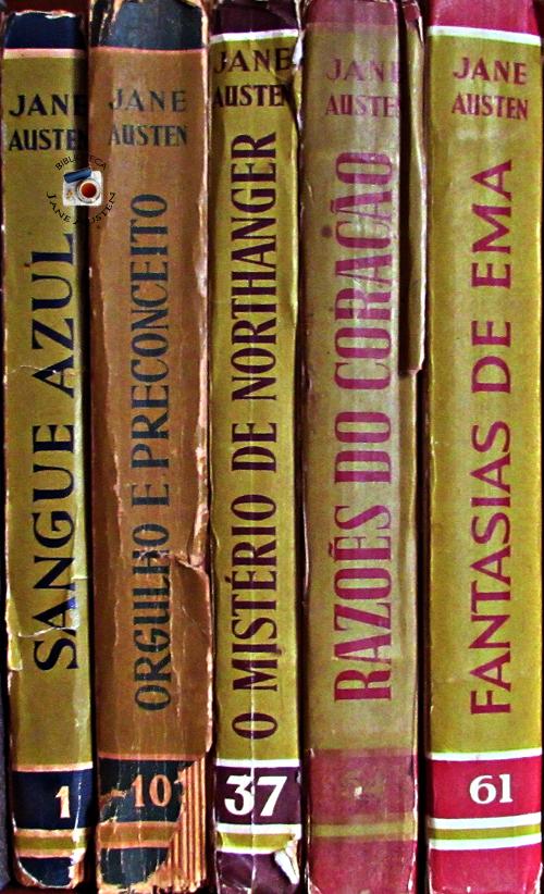 Coleção Jane Austen, Obras Escolhidas de Autores EScolhidos, Editora Romano Torres