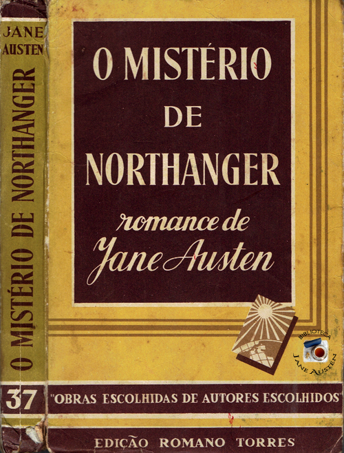 O misterio de Northanger (Northanger Abbey), Romano Torres