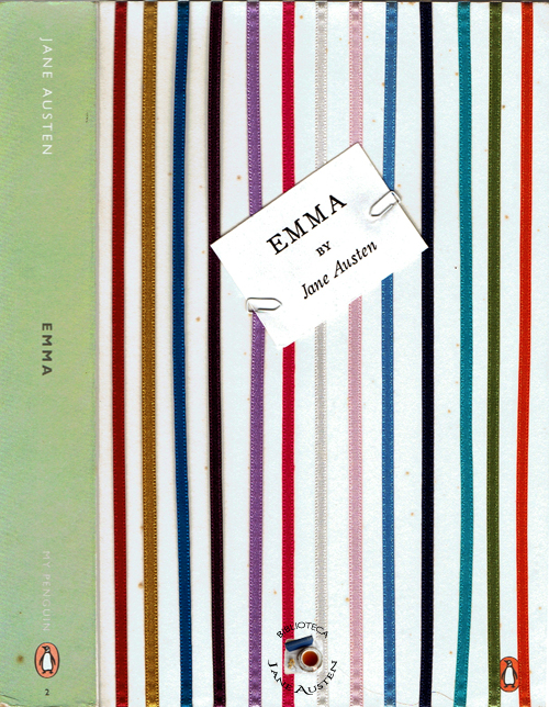 Emma, coleção My Penguin com fitas de cetim