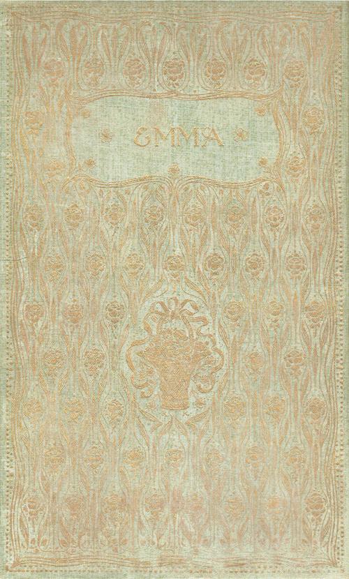 Emma - 1909 -J. M. Dent