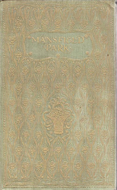 Mansfield Park 1907 - J. M. Dent