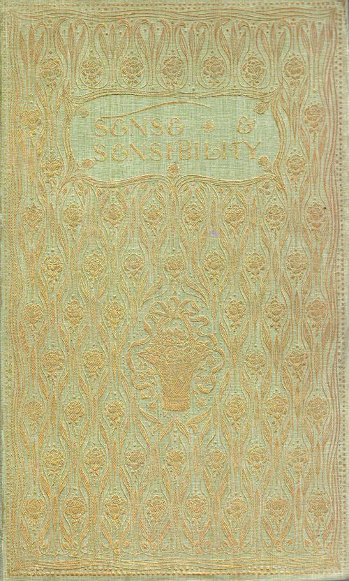 Sense and Sensibility - 1908 - J. M. Dent