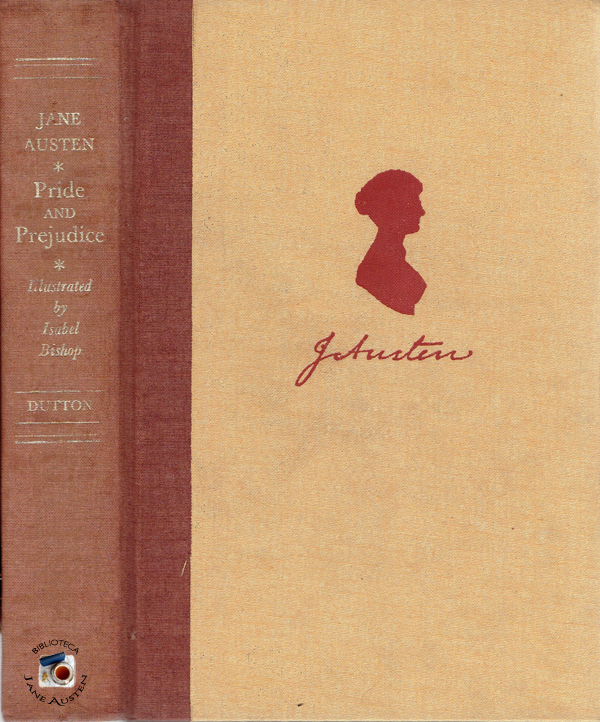 Pride and Prejudice ilustrado por Isabel Bishop
