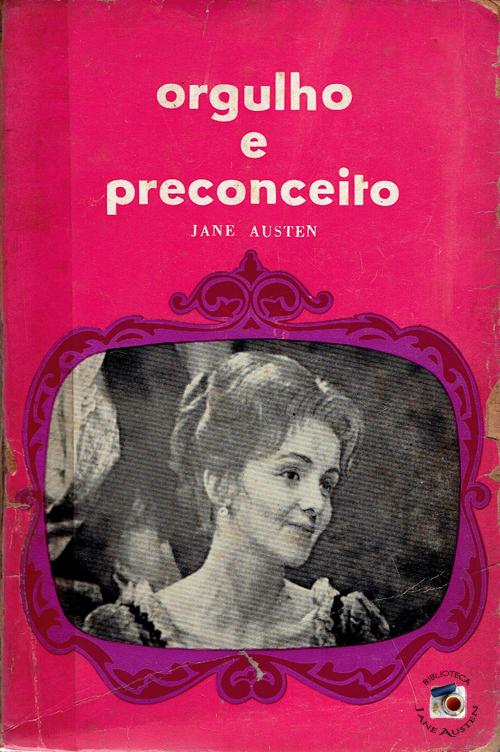 Orgulho e Preconceito, trad. J Almeida Pinto