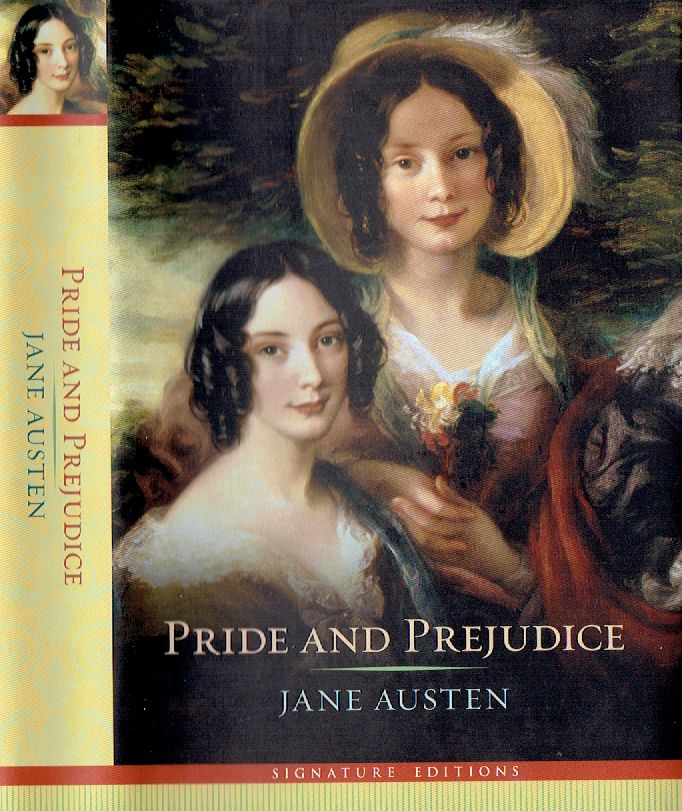 Pride and Prejudice Signature Ediitons