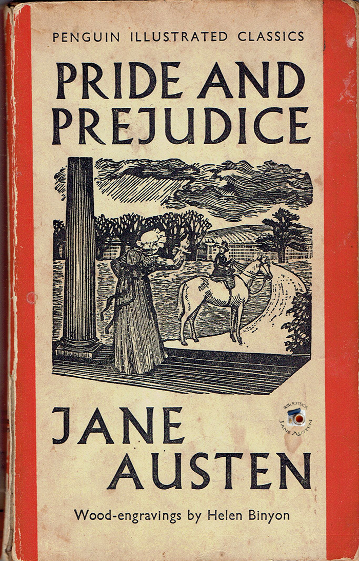 Pride and Prejudice - Helen Binyon